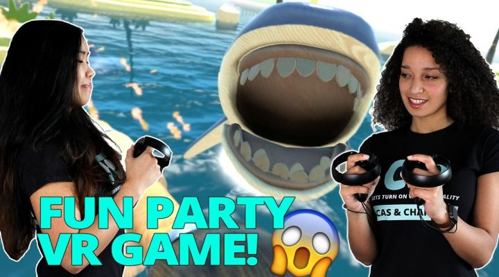 MARIO PARTY LIKE VR GAME? | Loco Dojo VR Review (Oculus Touch Gameplay)