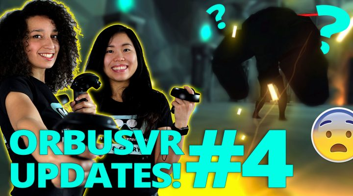NEW MONSTERS & DUNGEON CRAWL (CLOSED ALPHA TEST) | OrbusVR MMO (HTC Vive Gameplay) #4