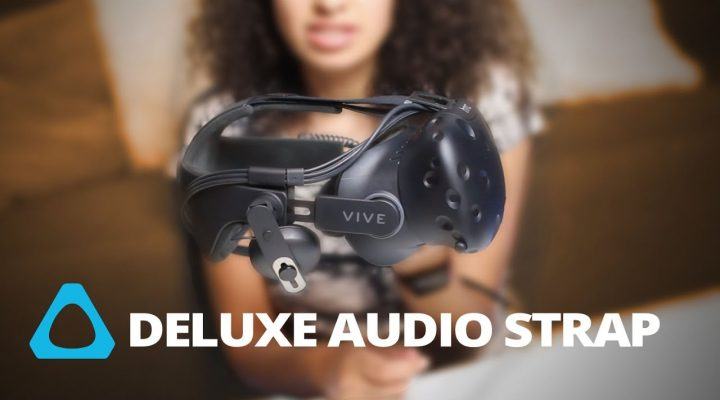 HTC Vive Deluxe Audio Strap Review