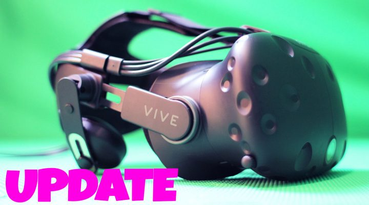 2 MONTHS IN – Final Review on HTC Vive Deluxe Audio Strap + DAS VR Cover Review!