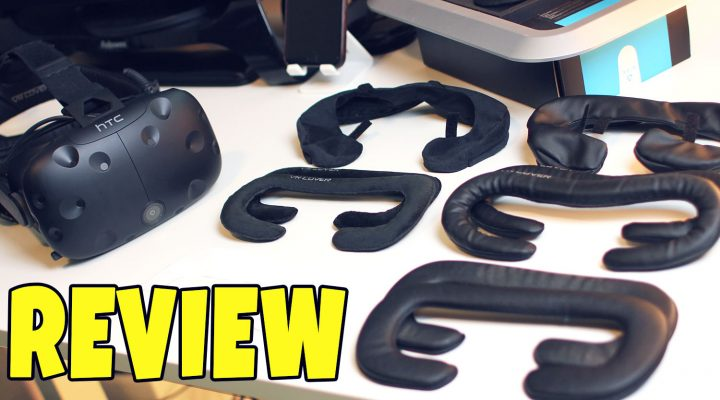 ALL NEW HTC VIVE VR COVERS REVIEW! Which VR Cover should you get? (2017)