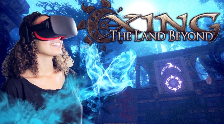 I'M A GHOST IN VIRTUAL REALITY! | XING: The Land Beyond VR Review (Oculus Rift + Touch Gameplay)