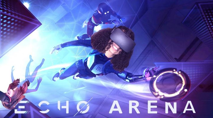 THE FUTURE OF SPORTS IS IN SPACE! | Echo Arena VR Gameplay (Oculus Rift + Touch)