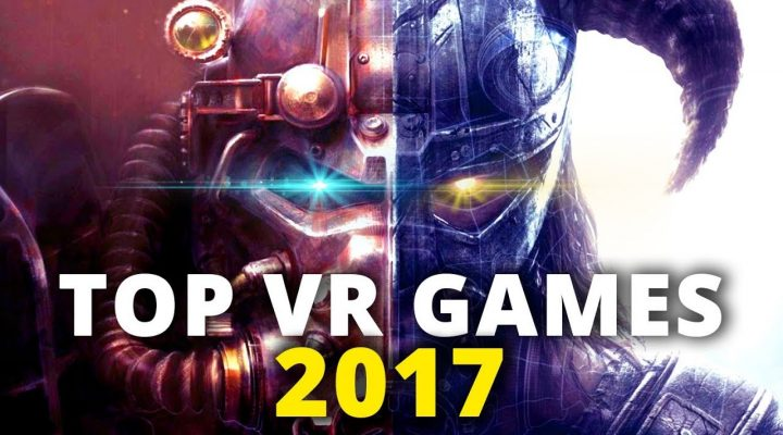 Top 15 VR Games 2017 (Oculus Rift, HTC Vive, PSVR, Windows Mixed Reality)