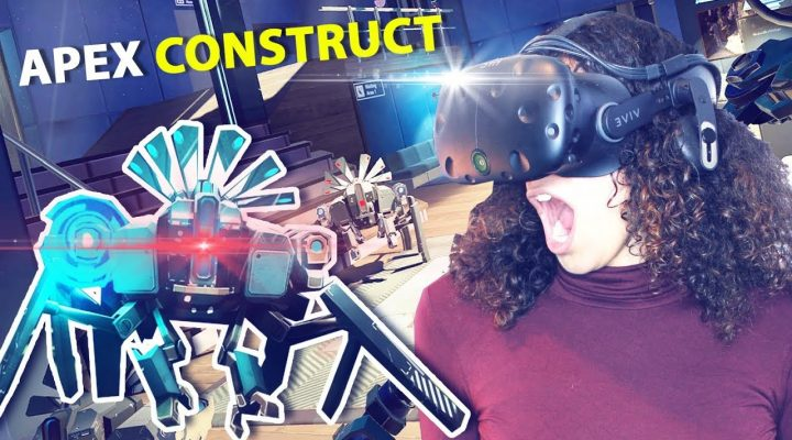 STORY DRIVEN POST-APOCALYPTIC VR ADVENTURE | Apex Construct VR First Impressions (HTC Vive Gameplay)