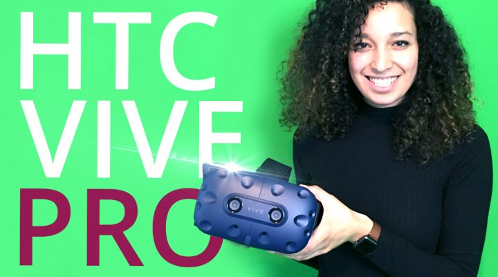 HTC Vive Pro – Ask Us Anything & First Impressions