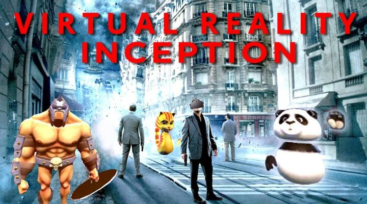 VIRTUAL REALITY INCEPTION WITH VREAL! – Watching VR Gameplays inside VR