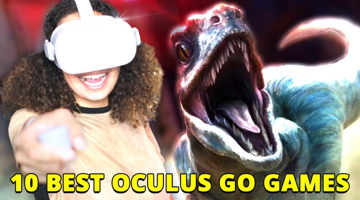 10 Best Oculus Go Games & Apps To Get You Started