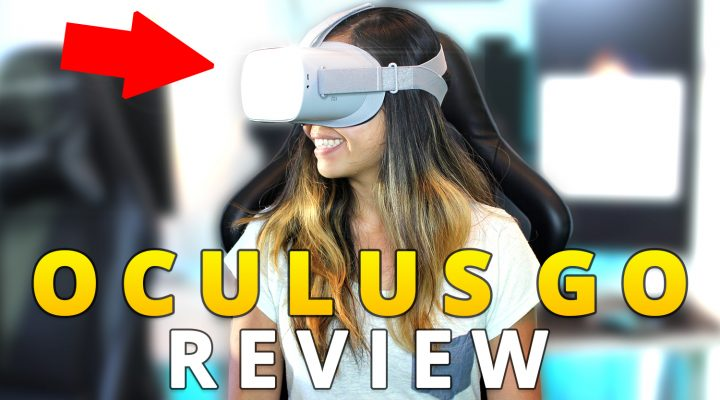 OCULUS GO REVIEW! - Short and Sweet Review By Experienced VR Headset Gamers