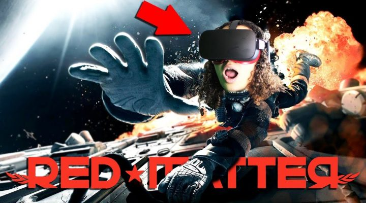 Red Matter VR Gameplay