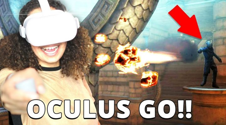 Oculus Go - 10 Must-Have Games and Apps to get you started