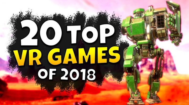 20 Best VR Games Of 2018
